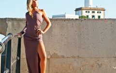 Cut Leg Dress - Dress to Impress Ibiza