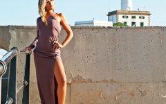 Cut Leg Dress - Dress to Impress Ibiza